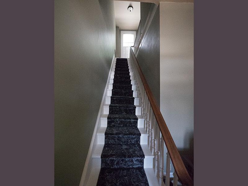 Stephen Jones stairway